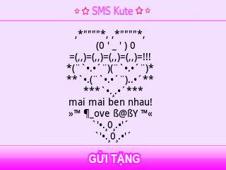 ung dung sms valentine 2014